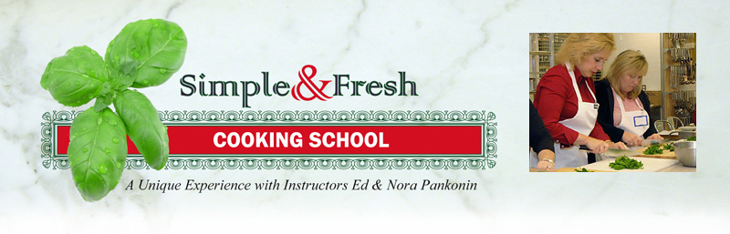 Simple and Fresh Italian cooking classes